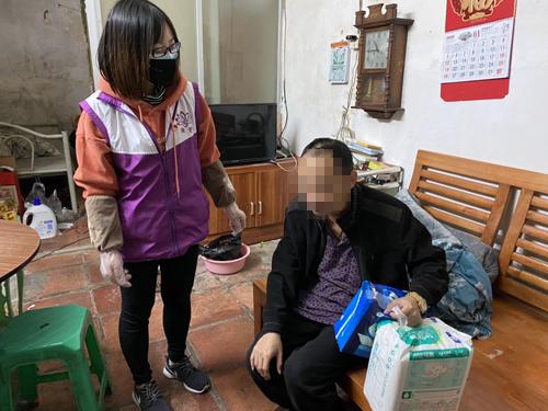 廣愛社工助攻社區疫情防控,落實打好兩場戰